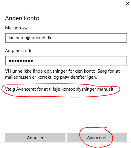 hvor gemmes mails i windows live mail
